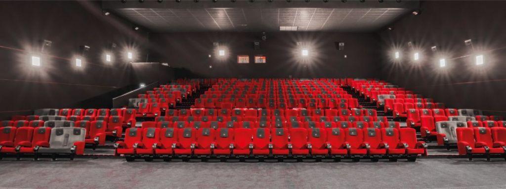 Location de salles - Atlantic Ciné à Saintes